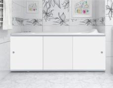 Экран под ванну «Премиум А» белый - 1480 мм