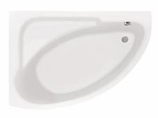 Ванна акриловая угловая «Гоа» 150х100 Левосторонняя