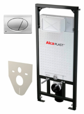 А101/1200см (А101+М071+М91) Система инстал. для подвес. унитазов ALCA PLAST