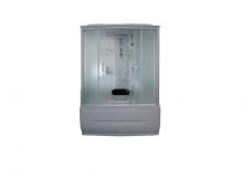 Душевая кабина 7806A 125х85 fabric white