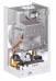 Котёл газовый настенный, Viessmann, Vitopend 100-W, A1HB 29,9, мощность, кВт-29,9, одноконтурный, камера сгорания-закрытая