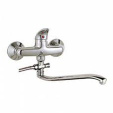 Смеситель для ванны с длинным изливом 300мм L2138-B