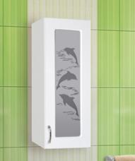 Подвесной шкаф 360х800 «Дельфин»