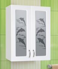 Подвесной шкаф 480х800 «Дельфин»