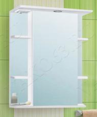 Шкаф зеркальный Лира 60