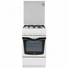Газовая плита ElectronicsDe Luxe Evolution 506040.03г (чугунные решетки, крышка)