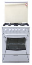 Газовая плита De Luxe 606040.01-001 крышка ЧР