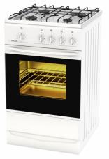 Плита газ. ЛАДА 14120-03 4-х конф. щиток , с газ-контролем духовки (белая)
