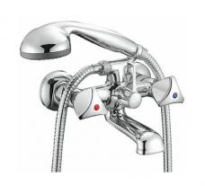 «Смарт-Бэйс» смеситель д/ванны/душа, излив 120 мм