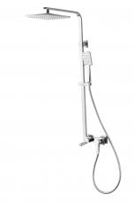 """""""Смарт-Велнес"""" душевая система со смесителем для ванны/душ"""