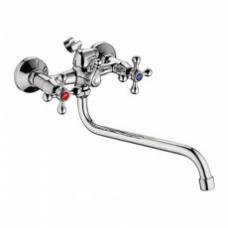 Смеситель для ванны с длинным изливом 300мм L2108