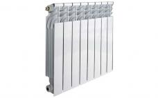 Алюминиевый радиатор RADENA 500/85 (10 секций)